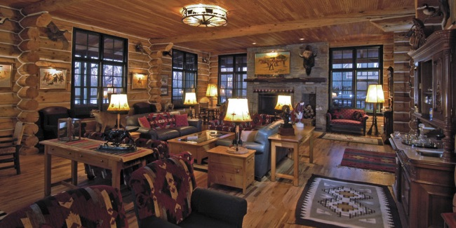Eagles Nest Ranch lodging